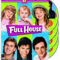 Amazon.com: Full House: The Complete First Season: John Stamos, Bob Saget, Dave Coulier, Candace Cameron, Jodie Sweetin, Mary-kate Olsen, Ashley Olsen, Jeff Franklin, Thomas L. Miller, Robert L. Boyett: Movies & TV