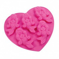 HOMEWARES : Little Mermaid Ice Tray