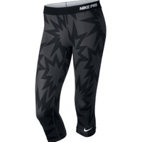 Nike Women&#x27;s Pro Printed Capri