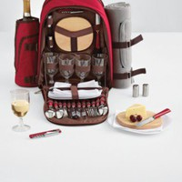 Picnic Backpack from RedEnvelope.com