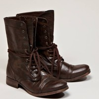 AEO Lace-Up Moto Boot