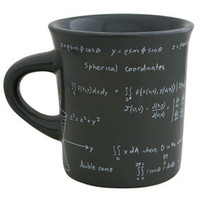 Browsing Store - Math Mug 12oz