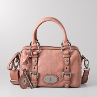 FOSSIL Handbag Silhouettes Satchel &amp; Shoulder:Womens Maddox Small Satchel ZB4512