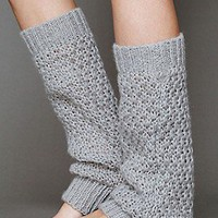 Wooden Ships  Free People Clothing Boutique > Rita Solid Legwarmer