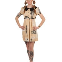 Star Wars Baby Doll Dress