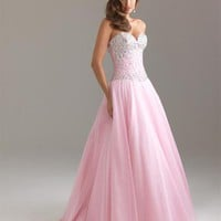 Night Moves 6439 at Prom Dress Shop