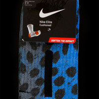 Thesockgame.com — Kobe 7 Snow Cheetah Elites - Custom Nike Elite Socks - Inspired by Kobe 7 shoes