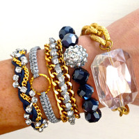Moonlight Stroll Arm Candy Bracelet Set