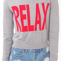 Colorblocked Relax Sweater | FOREVER21 - 2000050072