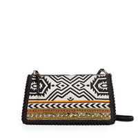 ETHNIC MESSENGER BAG - Woman - New this week - ZARA United States