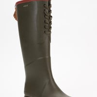 Urban Outfitters - AIGLE Miss Juliette Lace-Up Rain Boot