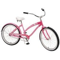 Hello Kitty Ladies 26? Retro Cruiser ? Pink | review | Kaboodle