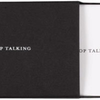Set Edition Stop Talking Card Set