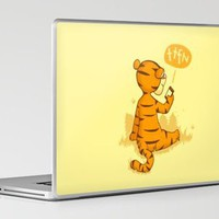 Ta Ta For Now Laptop & iPad Skin by Skylar Hogan | Society6