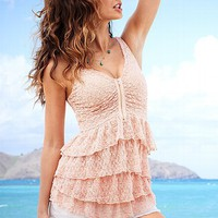 The Angel Lace Tank - Angel Tees - Victoria's Secret