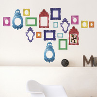 Frames Wall Decal at AllPosters.com