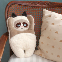 Plush pillow Grumpy Cat