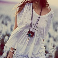 Free People Sweetart Boxy Tee
