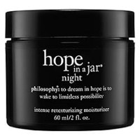 Sephora: Hope In A Jar Night : moisturizer-skincare