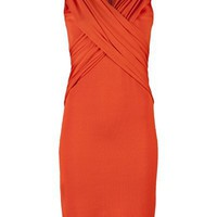 Giambattista Valli Draped Dress - Gus Mayer Birmingham - farfetch.com