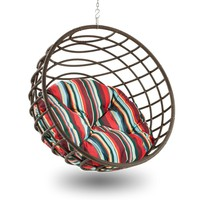 Outback Company SPC 491 Sunbrella Pillow for Urban Balance Sphere, Stripe