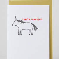 Urban Outfitters - You Are Magical Card