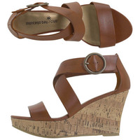 Tessa Wedge Sandal
