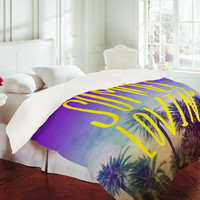 DENY Designs Home Accessories | Leah Flores Summer Lovin Duvet Cover