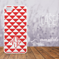 Personalized case for iPhone 5 and iPhone 4 / 4s - Plastic iPhone case - Rubber iPhone case - Monogram iPhone case - CB007