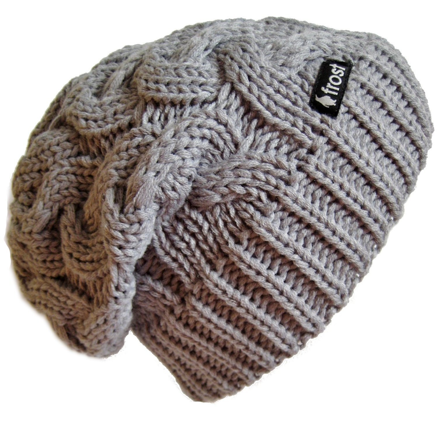 frost hats winter hat for women gray from amazon comfort