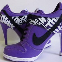 cheap dunk sb low heels purple for sale