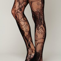 Free People Victorian Lace Tight