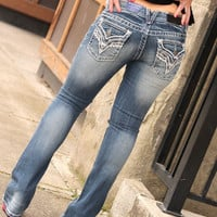 Vigoss Denim NY Flap - Bliss Salon and Boutique