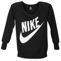 Nike Sportswear Longsleeve Top - Women&#x27;s at Foot Locker