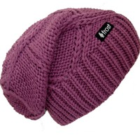 Frost Hats M-113NF Winter Hat for Women Slouchy Beanie Chunky Knitted Hat Winter Hat Frost Hats