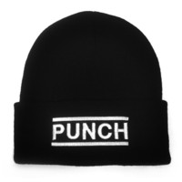 HXCMERCH  ONE STOP MOSHING  PUNCH - BEANIE