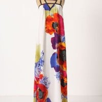 Windblown Anemone Maxi Dress - Anthropologie.com