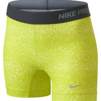 Nike Girls&#x27; Pro Printed Boy Shorts - Dick&#x27;s Sporting Goods