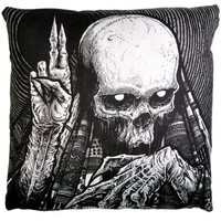 Disturbia Clothing - Last Wish Cushion