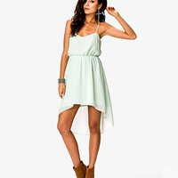 High-Low Racerback Dress | FOREVER 21 - 2000045790