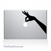 Hand Picked Apple Macbook Decal