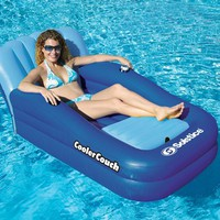 Over Sized Cooler Couch for Swimming Pool &amp; Beach