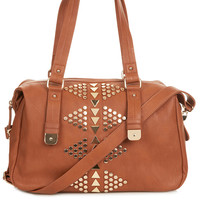 Studded Holdall - Shoulder Bags - Bags &amp; Purses - Bags &amp; Accessories - Topshop