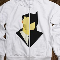 The Dark Knight (Zip Hoodie) - Well That's Just Super