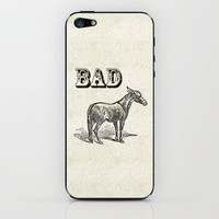 Bad Ass iPhone &amp; iPod Skin | Print Shop