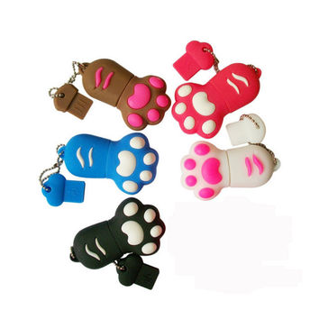 INFMETRY:: Kitty Claw Style Flash Drive - Electronics