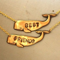 3 Best Friends Friends Necklace