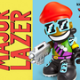 Product Preview- Kidrobot Major Lazer Edition