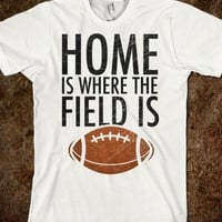 Home Is Where The Field Is - Galaxy Cats