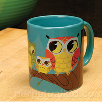 AWESOME OWL MUG